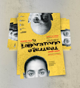 Flyer Laboratorio Teatrale