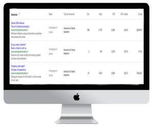 Campagna Google Adwords Recrea